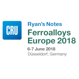 Ferroalloys Europe 2018