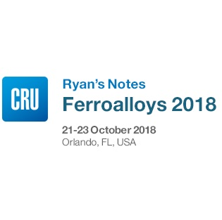 CRU Ryan's Notes Ferroalloys